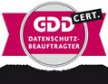Betrieblicher Datenschutzbeauftragter GDD zertifiziert